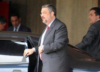 O ex-ministro Antonio Palocci. Foto: Antonio Cruz/Agência Brasil