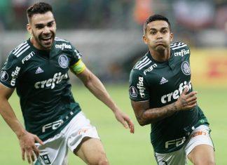 Palmeiras venceu o América-MG. Foto: Site oficial/Palmeiras