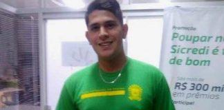 Weverton Kock da Silva encontrou e devolveu o dinheiro. Foto: Reprodução