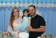 Família morta em Araguari. Foto: Reprodução/Facebook