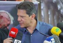 Fernando Haddad. Foto: Ricardo Stuckert/Fotos Públicas