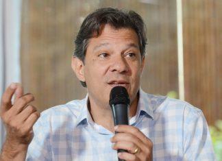 Fernando Haddad. Foto: Rovena Rosa/Agência Brasil