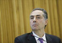 O ministro Luís Roberto Barroso, do STF. Foto: Fernando Frazão/Agência Brasil