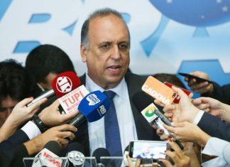 Luiz Fernando Pezão. Foto: Valter Campanato/Agência Brasil