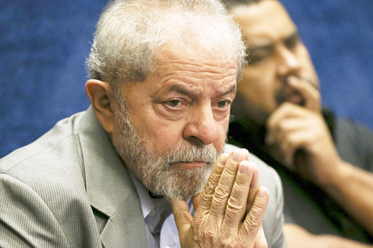 Lula. Foto: Marcelo Camargo/Agência Brasil