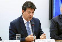 O deputado federal e futuro ministro da Saúde, Luiz Henrique Mandetta (DEM-MS). Foto: Alex Ferreira/Câmara dos Deputados