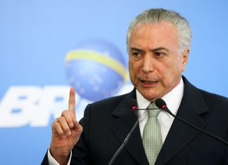 Michel Temer. Foto: Marcelo Camargo/Agência Brasil