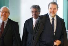 Ministros do STF. Foto: Nelson Jr./SCO/STF