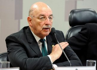 O deputado fesderal Osmar Terra. Foto: Luis Macedo/Câmara dos Deputados