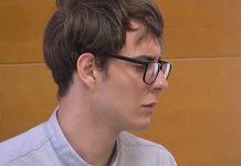 Patrick Nogueira foi condenado a prisão perpétua. Foto: TV Cabo Branco/Reprodução