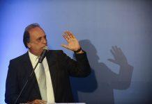 Luiz Fernando Pezão. Foto: Tânia Rêgo/Agência Brasil