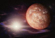 Planeta Marte. Foto: Pixabay