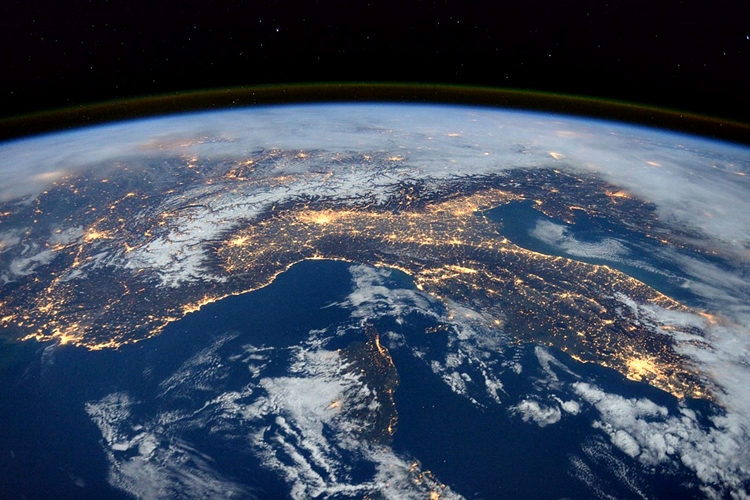 Planeta Terra. Foto: Pixabay