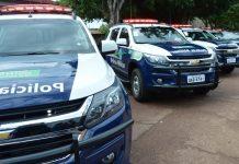 Polícia Militar de MS. Foto: PMMS/Reprodução