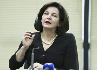 Raquel Dodge. Foto: José Cruz/Agência Brasil