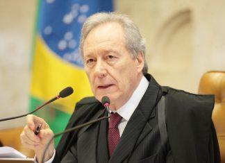Ricardo Lewandowski. Foto: Fotos Públicas