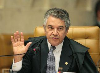 Marco Aurélio Mello. Foto: STF/Divulgação