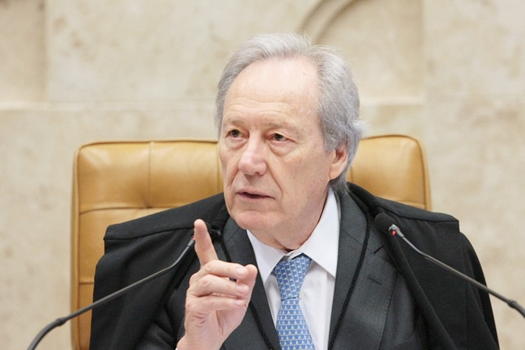 Ministro Ricardo Lewandowski. Foto: Carlos Humberto/STF