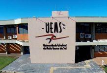 UEMS. Foto: Divulgação