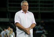 Abel Braga assume o Flamengo em 2019. Foto: Lucas Merçon/Fluminense