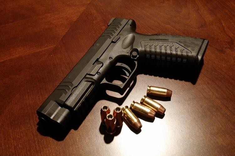 Arma. Foto: Pixabay