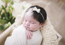 Bebê Mayah é recém-nascida e já faz sucesso na internet. Foto: Paula Beltrão/Divulgação