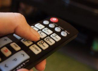 Controle da TV. Foto: Pixabay