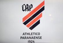 Atlético-PR resgatou o H para o nome do clube. Foto: Reprodução