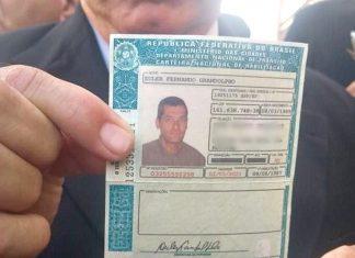 Euler Fernando Grandolpho, de 49 anos, é o autor dos disparos na Catedral Metropolitana de Campinas. Foto: Eliane Gonçalves/Rádio Nacional