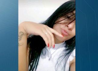 Gizely Medeiros tinha 24 anos e deixa um filho de quatro anos. Foto: Reprodução/TV Cabo Branco