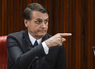Bolsonaro indicou que Cesare Battisti poderá ser extraditado para a Itália. Foto: Valter Campanato/Agência Brasil