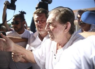 O médium João de Deus, que é acusado de abuso sexual. Foto: Marcelo Camargo/Agência Brasil
