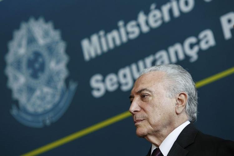 Pesquisa CNI/Ibope traz avaliação do governo de Michel Temer. Foto: Alan Santos/PR