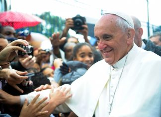 Papa Francisco. Foto: Tânia Rêgo/Agência Brasil