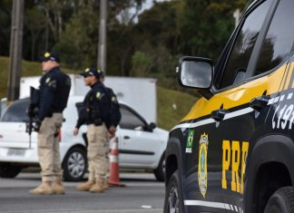 Polícia Rodoviária Federal (PRF). Foto: Divulgação