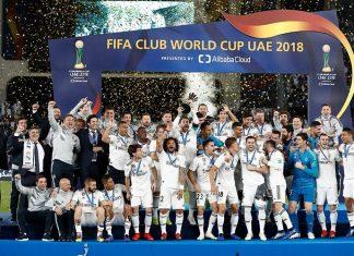 Real Madrid vence Al Ain e leva título do Mundial de Clubes. Foto: Helios de La Rubia/Real Madrid
