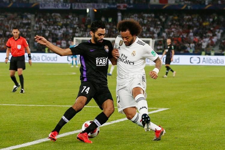 Real Madrid vence Al Ain e leva título do Mundial de Clubes. Foto: Antonio Villalba/Real Madrid