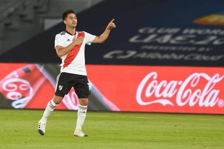River Plate venceu por 4 a 0. Foto: Reprodução/Facebook