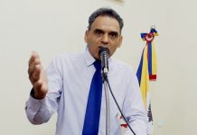 Vereador Sebastião Pereira. Foto: Demerval Nogueira/Assessoria