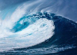 Tsunami. Foto: Pixabay