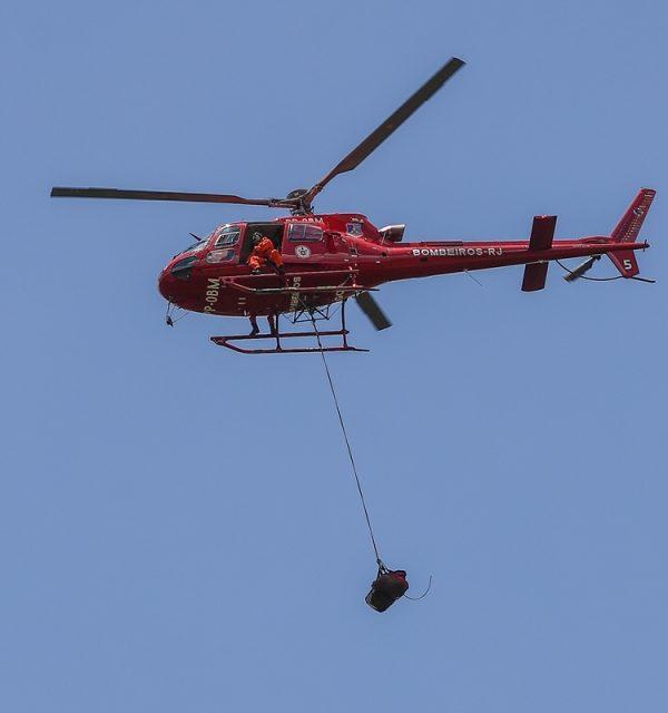 Resgate em Brumadinho. Foto: Ricardo Stuckert/Fotos Públicas