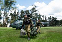 Militares israelenses em resgate de vítimas em Brumadinho. Foto: Israel Defense Forces