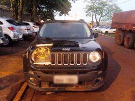 Carros foram recuperados. Foto: DOF/Divulgação