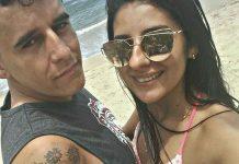 Michael agrediu e matou a companheira no CDP de Jundiaí. Foto: Reprodução/Facebook