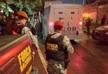 Força Nacional. Foto: Vladimir Platonow/Agência Brasil