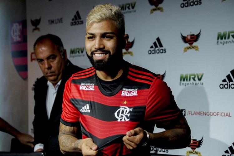 Flamengo se reforça para conseguir um título importante nesta temporada