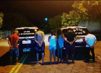 Polícia fechou boca de fumo. Foto: Divulgação
