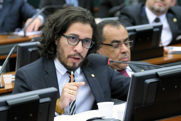 Deputado Jean Wyllys (PSOL-RJ). Foto: Alex Ferreira/Câmara dos Deputados