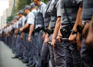 Polícia Militar SP. Foto: Divulgação