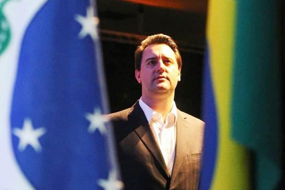 Ratinho Junior. Foto: Reprodução/Facebook